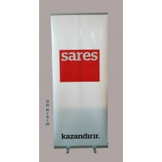 Roll-up Reklam Afişi